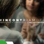 Locandina campagna sensibilizzazione #INCONTriamoci