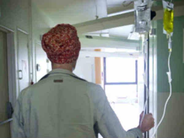 Somministrazione chemioterapia