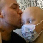 bambino malato di cancro