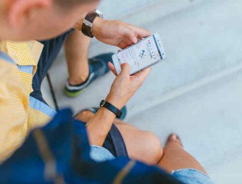 L'uso eccessivo degli smartphone provoca miopia