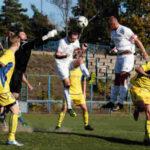 Calciatori in azione