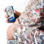 donna incinta misura glicemia