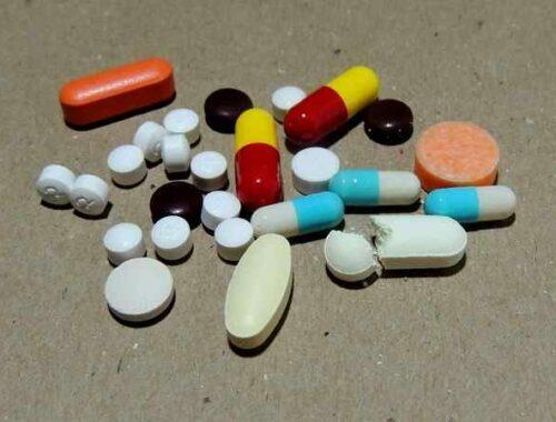 Pillole di farmaci