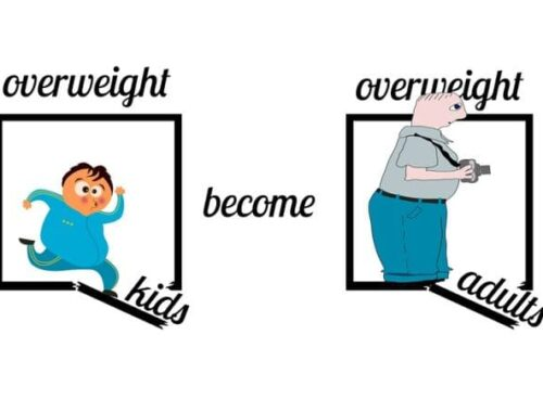 Bambino sovrappeso