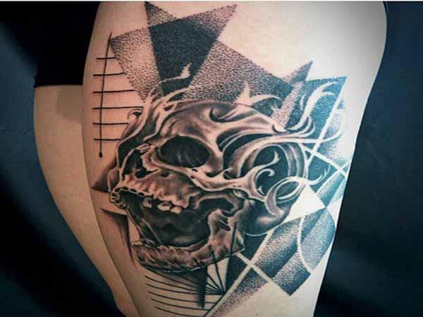 tatuaggio realizzato da Mirco Gallo